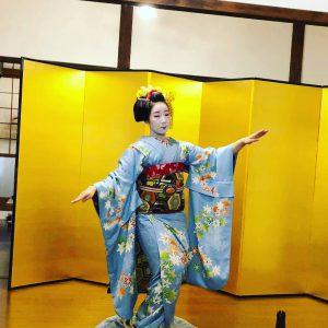 舞妓プランで京都を満喫